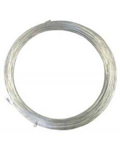 Alambre galvanizado núm. 8 de 1.3 mm de 5 kg