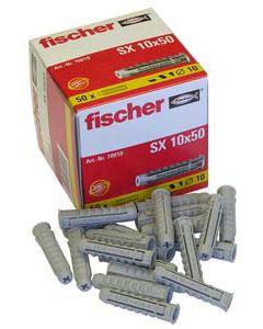 Tacos Fischer SX nº 10 caja 100 u