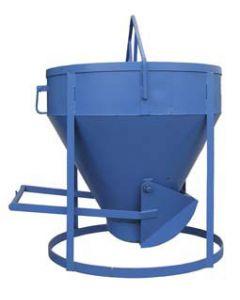 Canjilón de 500 litros descarga fondo circular