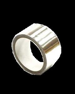 Cinta de aluminio adhesiva de 50 mm x 10 m