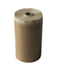 Papel con cinta  15 cm x 45 m