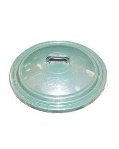 Tapa de goma para cubos de 120 litros