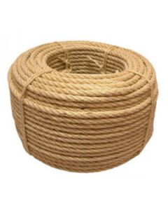 Cuerda sisal de 18 mm x 100 m