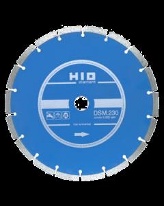 Disco diamante de 125 mm segmentado general de obra