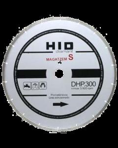 Disco HID de 300 mm para cerámica