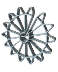Separador rueda 25 mm 6 - 12 (bolsa 1000u)