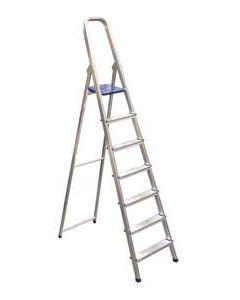 Escalera doméstica de 7 peldaños de 1.44 m