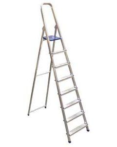 Escalera doméstica de 8 peldaños de 1.65 m