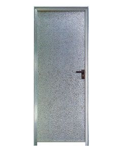 Puerta trastero 79 x 180 lisa izquierda