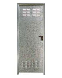 Puerta trastero 79 x 200 rejilla izquierda