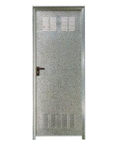 Puerta trastero 79 x 200 rejilla derecha