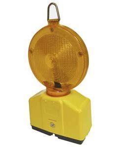 Lámpara de baliza intermitente + llave
