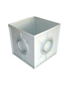 Arqueta de PVC de 20 x 20