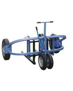Transpalet de obra  de 1500 kg