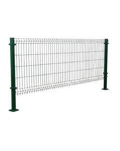 Panel plegado 1.0 x 2.5 verde