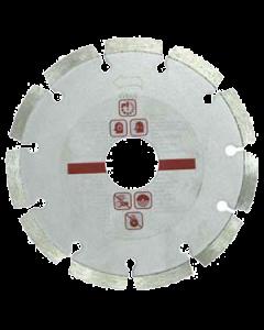 Disco diamante de 140 mm para rozadora FB-40