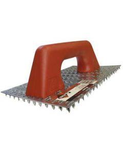 Rascador mortero monocapa de 250 x 144 mm