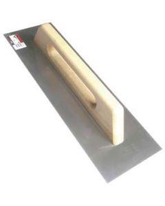 Llana Rubi de acero de 150 x 480 mm