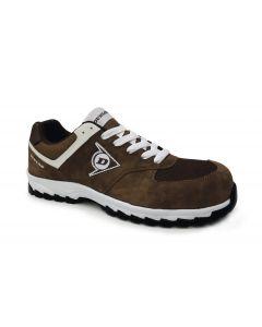 Zapato de seguridad DUNLOP FLYING ARROW marrón (nº 38-47)