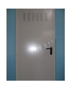 Puerta trastero 99 x 200 rejilla derecha